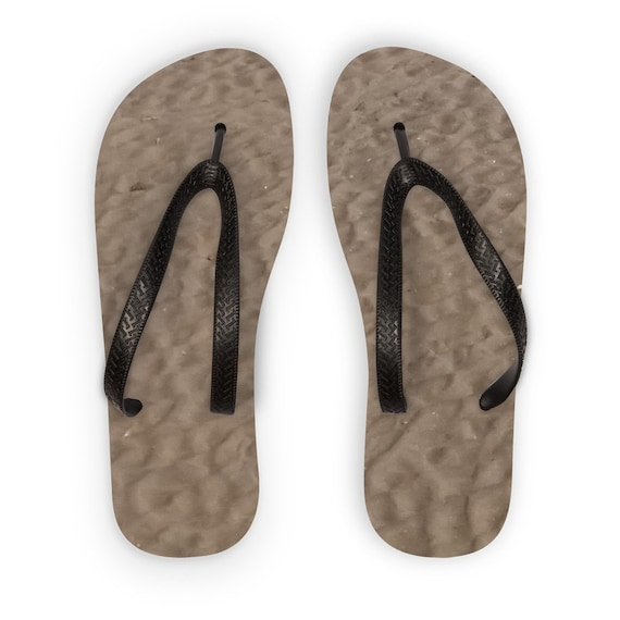 Sandy Beach Kids Flip Flops