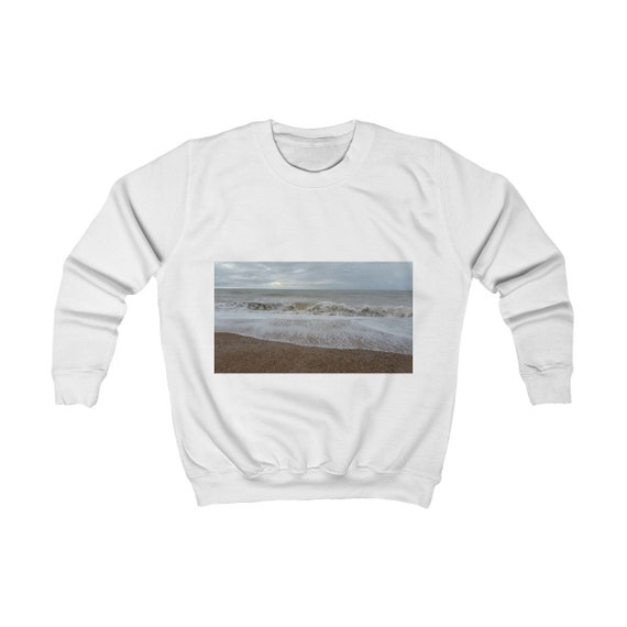Raging Waves Kids Sweatshirt