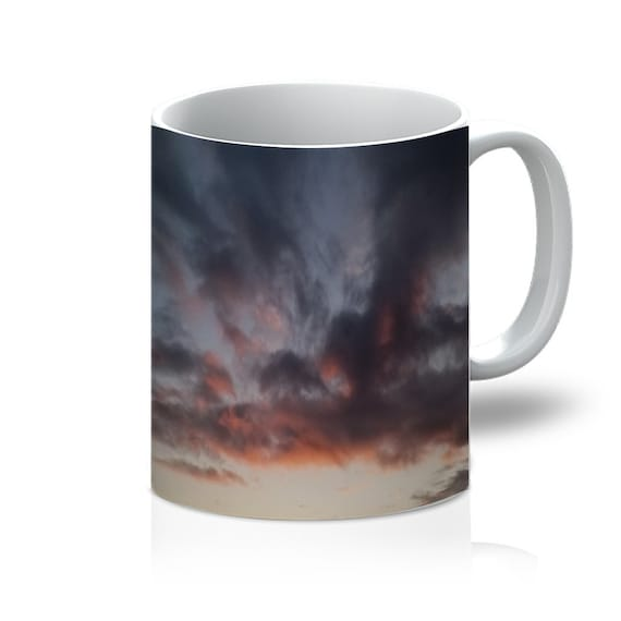 Sunset over the Coast 11oz Mug