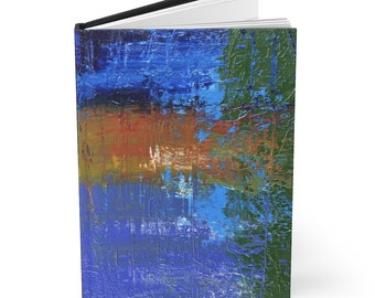 Writing Journal Abstract Sunset