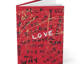 Writing Journal Love Conquers All