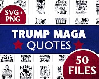 50 Trump MAGA Quote Files