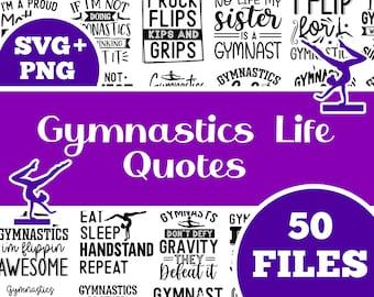 50 Gymnastics Life Quotes
