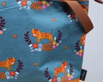 10pc 15 mm Orange Marron Tigre Rayé Costume Tricot Veste Manteau Bouton 0067
