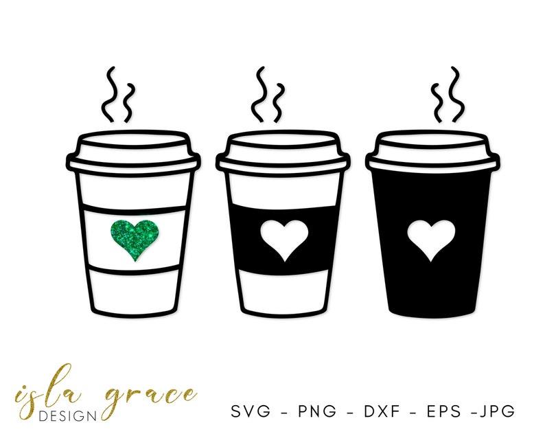 Download Coffee SVG Coffee Cup Cut File Coffee Mug SVG Coffee Lover ...
