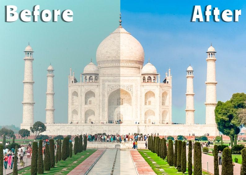 Vibrant Preset Travel Preset India Preset Adobe Lightroom CC Preset for Desktop and Mobile Colorful Vibrant Lightroom CC Preset