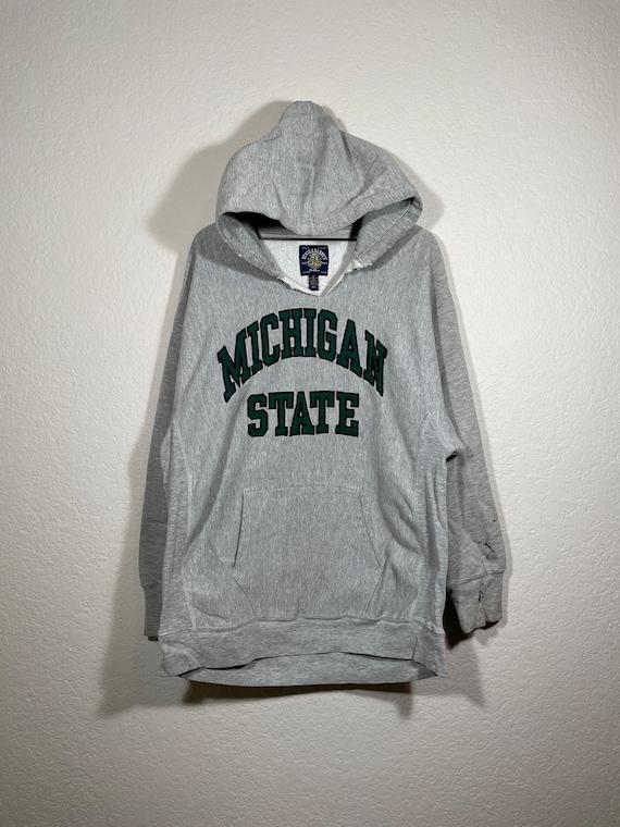 vintage 90s Michigan State University Spartans Col