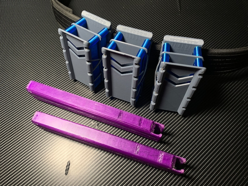 Duplex Warp Saya  The Ultimate Nerf Mag Holder image 0