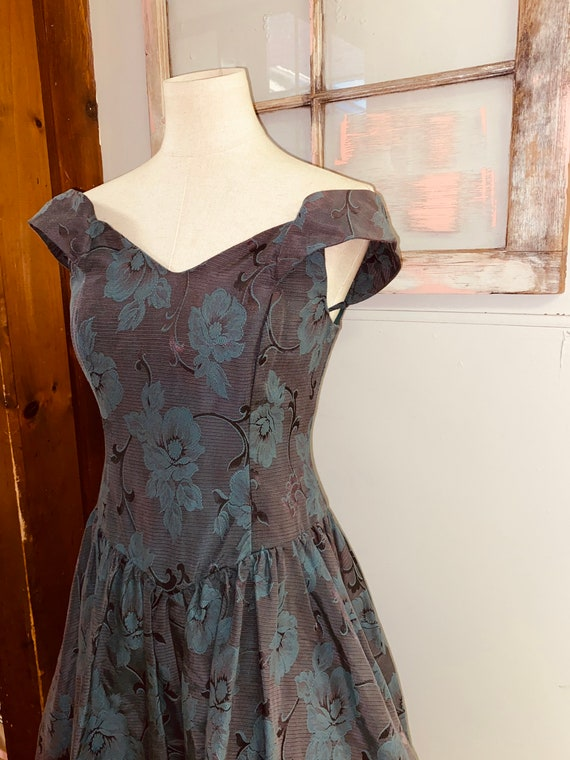 1960's party dress - image 2