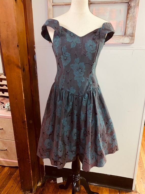 1960's party dress - image 1