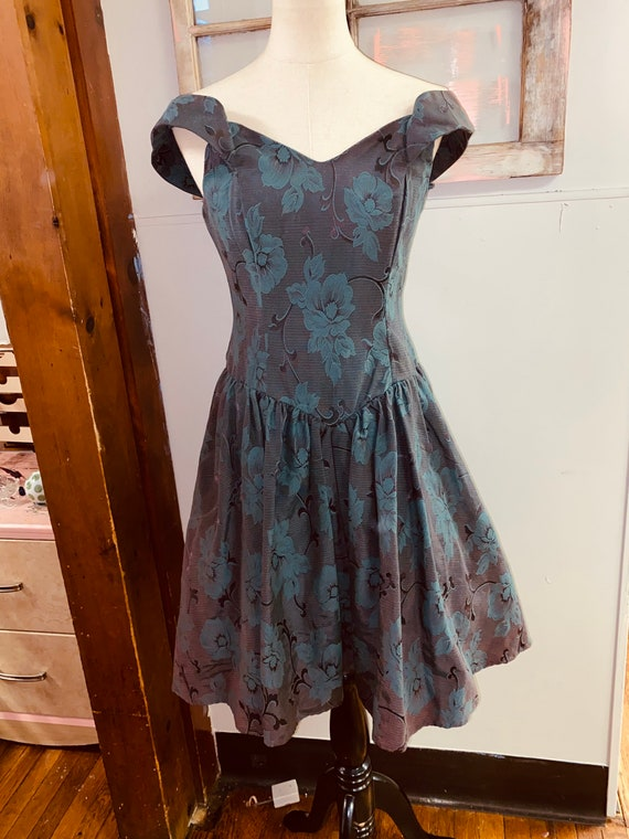 1960's party dress - image 3