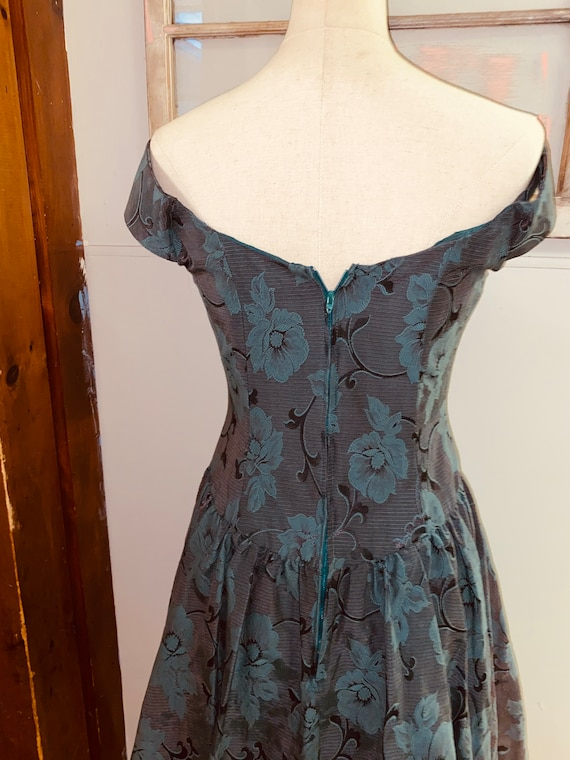 1960's party dress - image 6