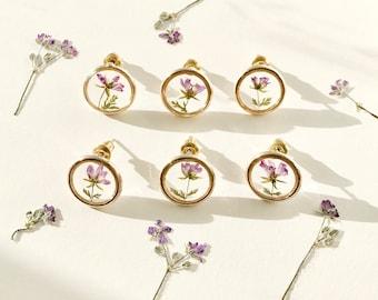 Wildblume Ohrringe - Yasei no hana Ohrstecker