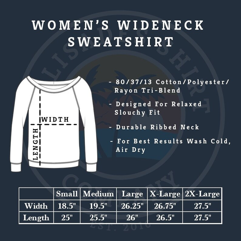My Dog And I Talk Shit About You Womens Wideneck Sweatshirt
