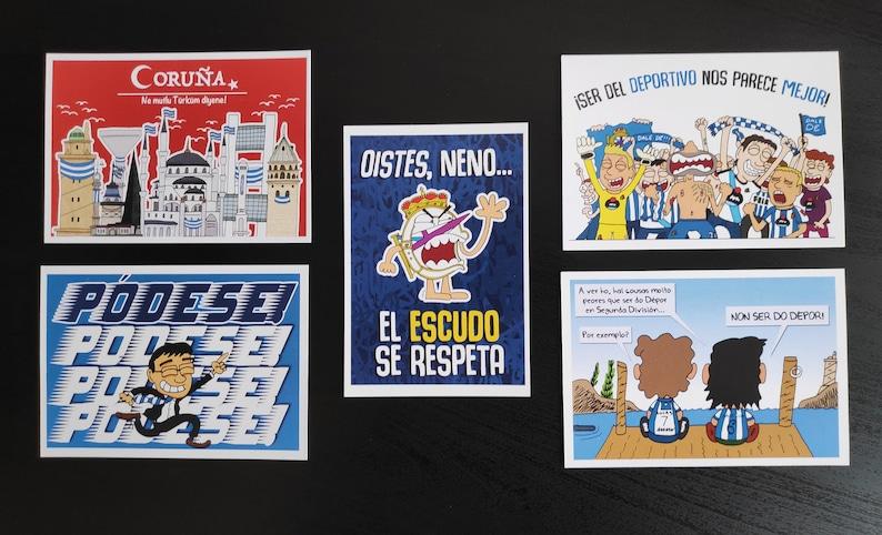 Depor Starter Pack Regalo Deportivo Coruña Pódese