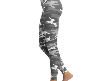 High Performance Military Green UUYFIT Womens Legging