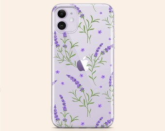 Lavender Iphone Case Etsy