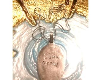 Gypsy Necklace Set B/'sue by 1928 Components Handmade Jewelry Gypsy Cab