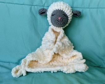 Nora the Lamb Lovey
