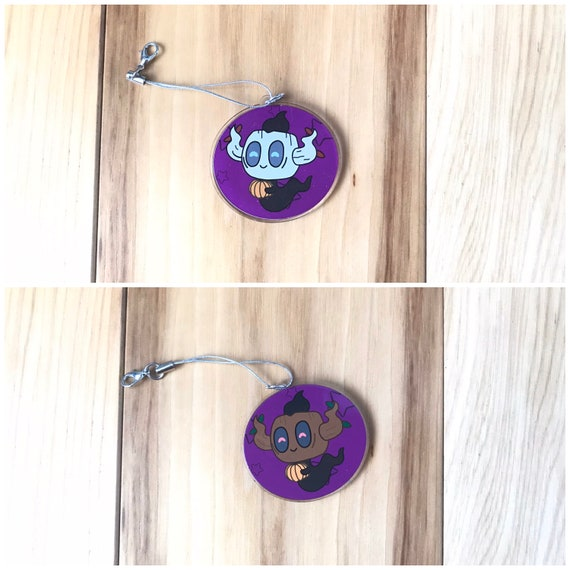 Phantump Keychain