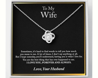 Anniversary Gift Birthday Present Personalized Woman/'s Necklace Jewelry Gift Custom Names Message Fianc\u00e9 Girlfriend Necklace For Wife