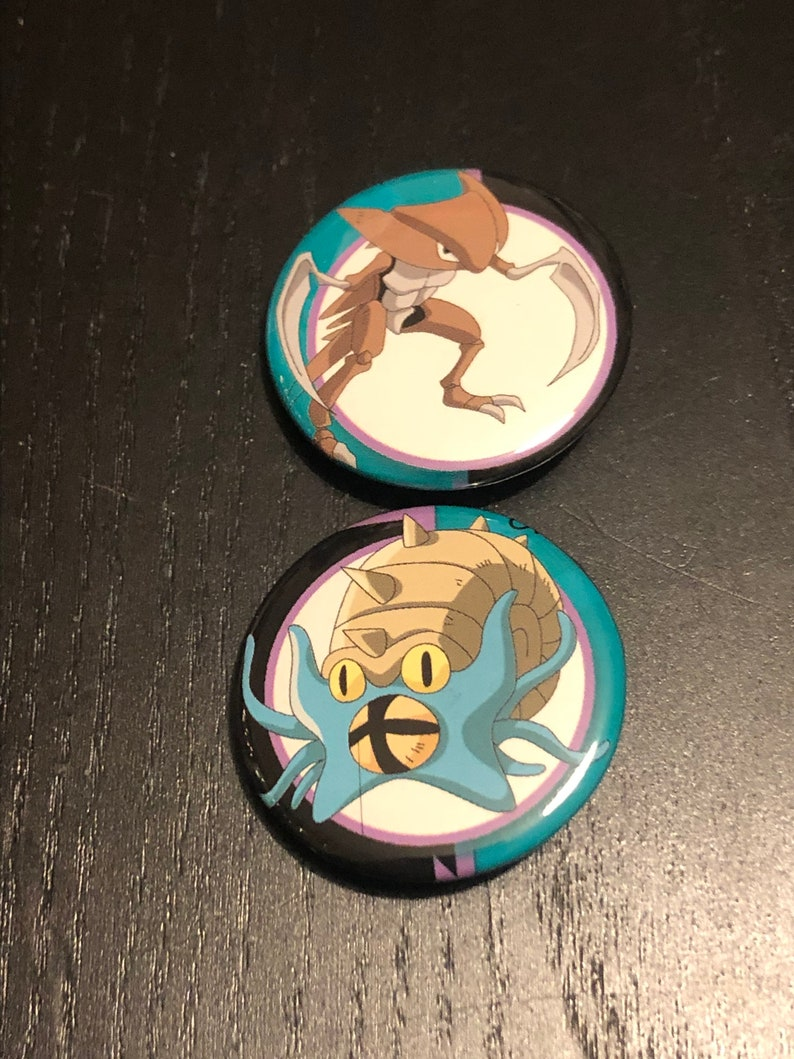First Generation Pins