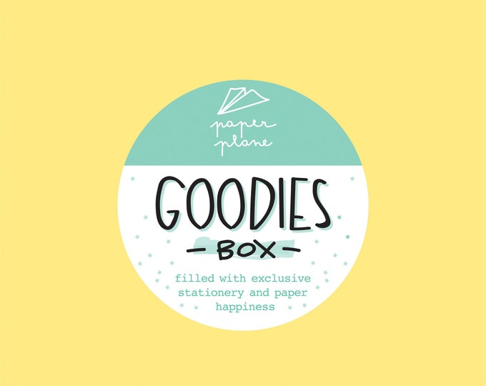 Featured listing image: 3 Months GOODIES BOX - Subscription
