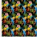 Nancy Hagan reviewed Digital Print Velvet Fabric of Forest and Parrot Pattern for Curtain, Cushion, Upholstery, Pillow, Drapery– Black 140cm (55'') wide by Yard