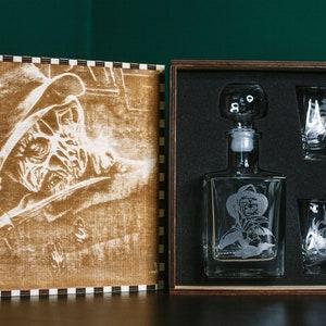 Spooky Skeletal Vintage Moonshine Jug Decanter by Ries