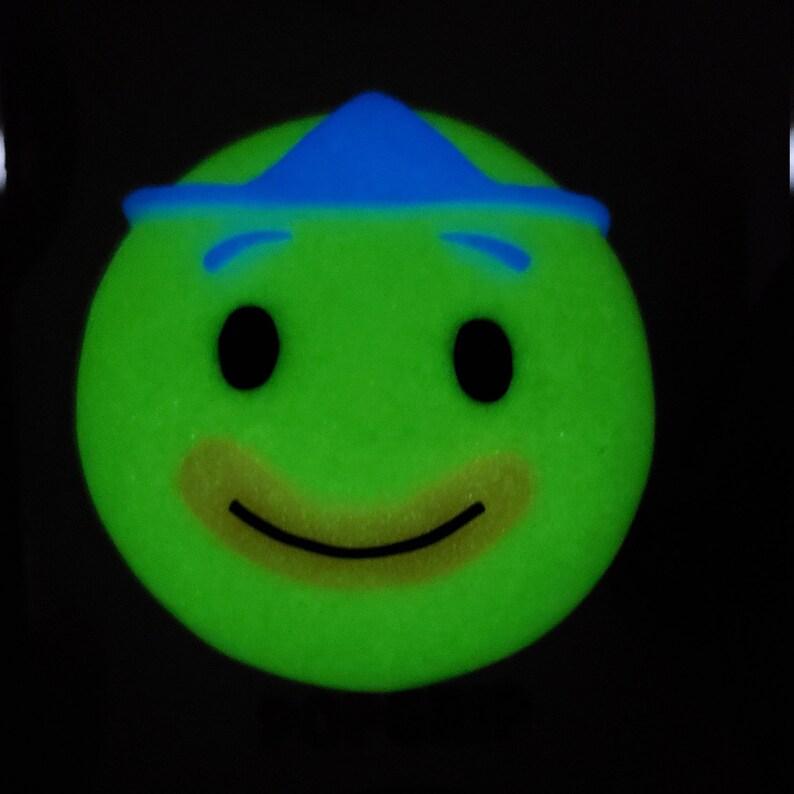 Glow in the Dark AC Wisp PopSocket