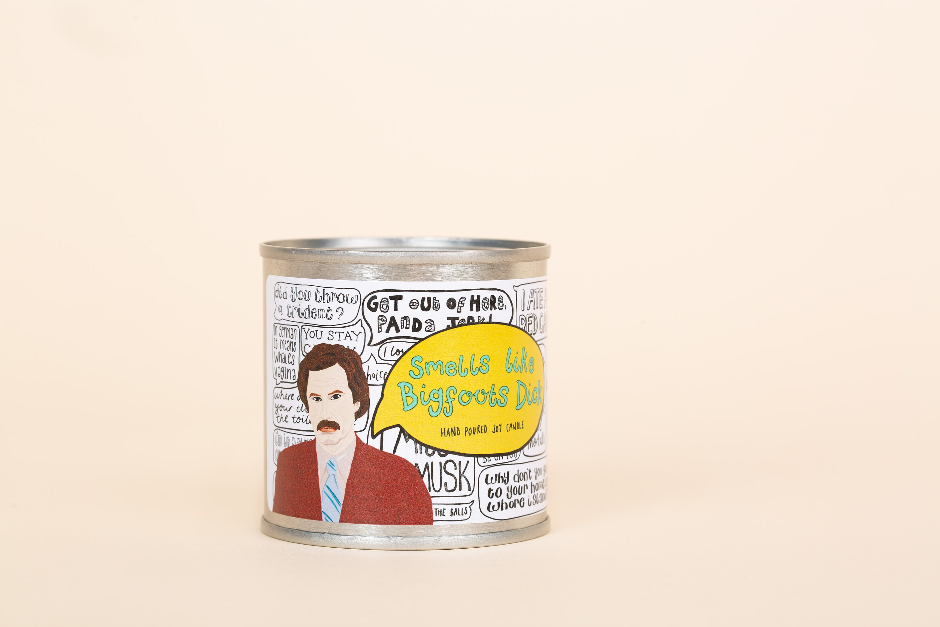 Anti Valentines Feminist BFF Boys Tears candle Galentines Rock salt and driftwood scent