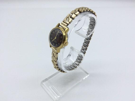 Women's wristwatch, around 1960, Adora, manual win