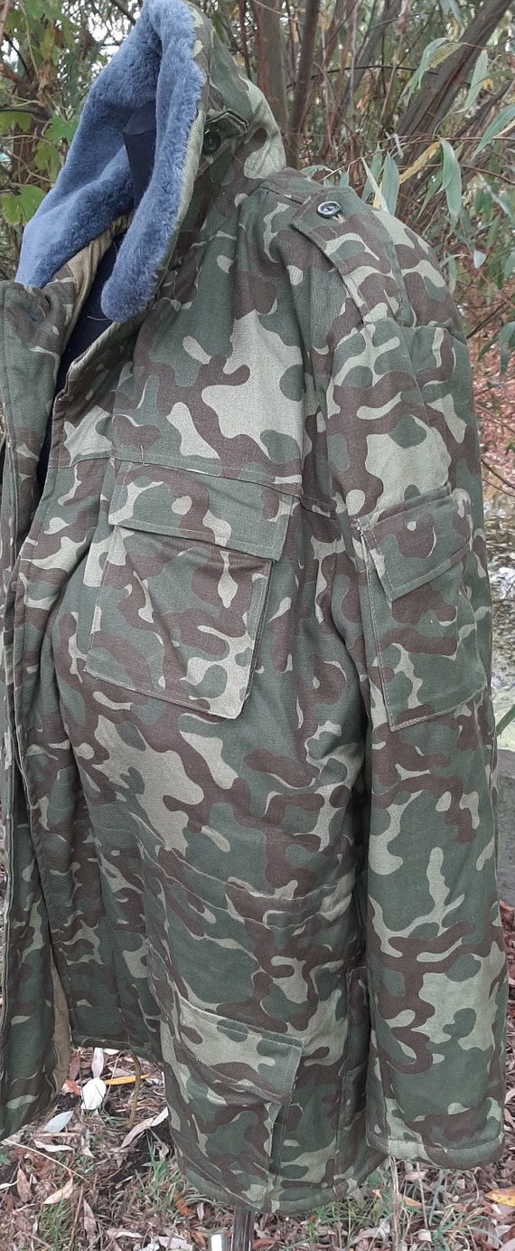 Military winter uniform  Russian troops - image 4