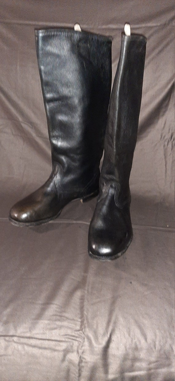 Vintage Military boots Yufte Boots Soviet Army USS