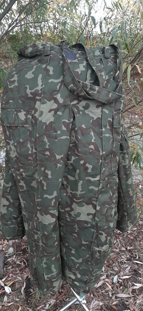 Military winter uniform  Russian troops - image 9