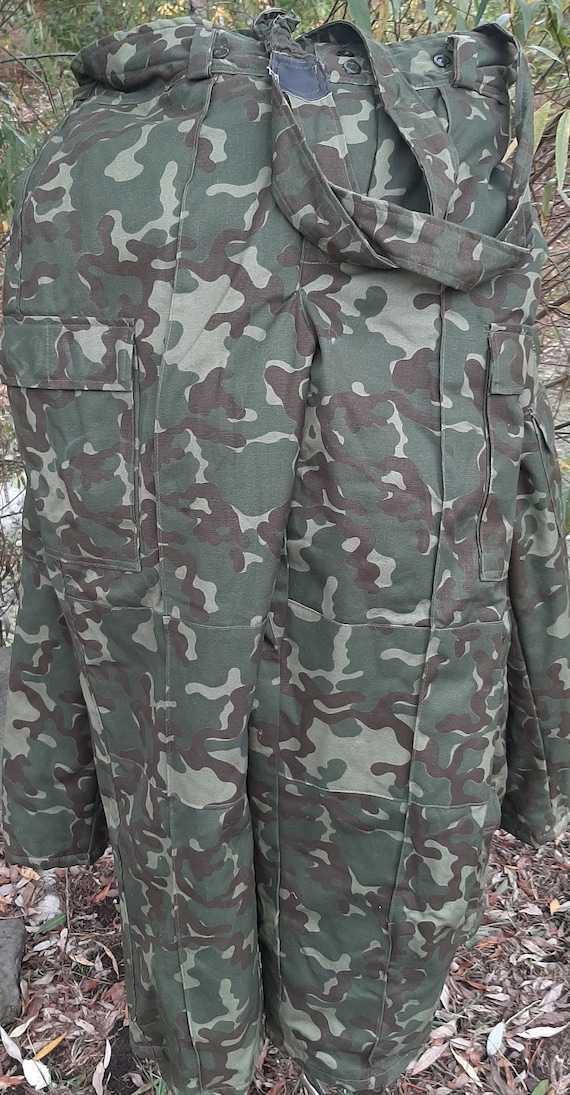 Military winter uniform  Russian troops - image 8