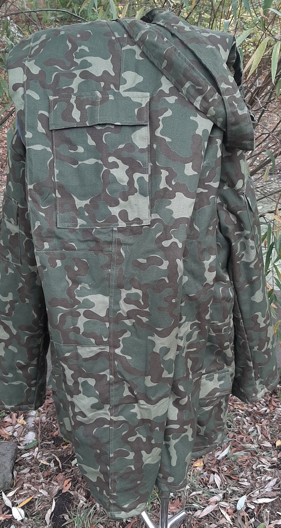 Military winter uniform  Russian troops - image 6