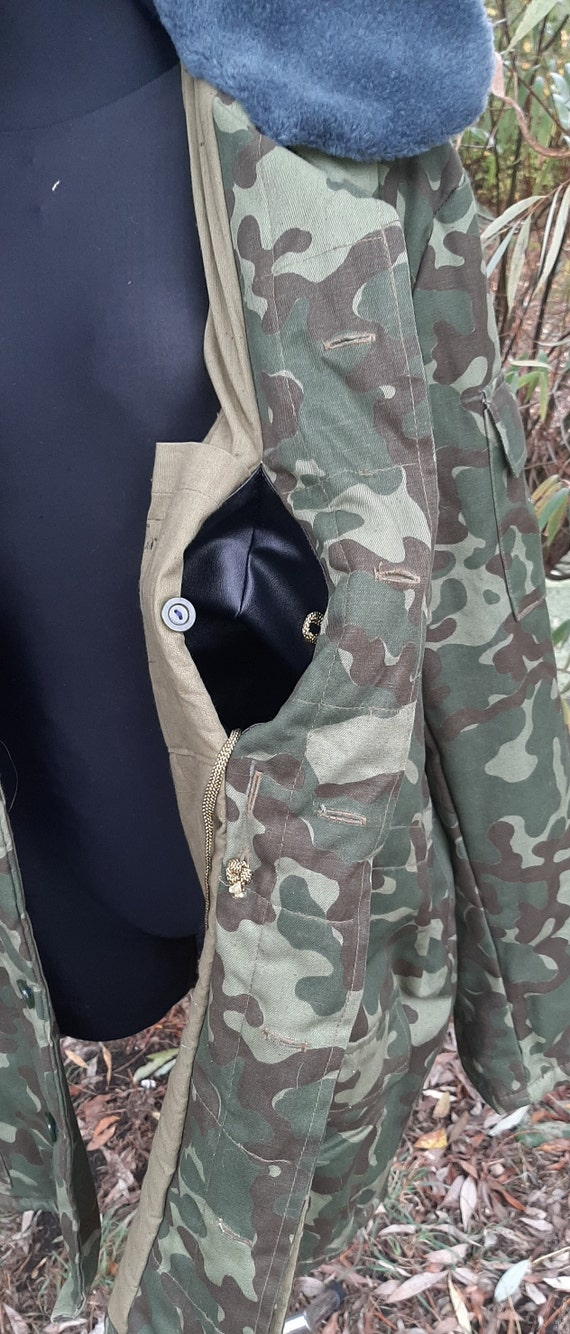 Military winter uniform  Russian troops - image 3