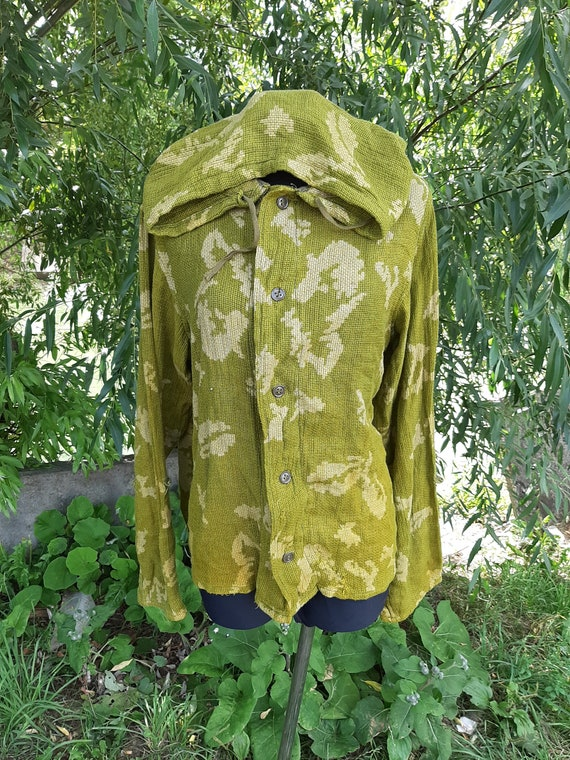 Soviet Army Military Jacket camouflage USSR