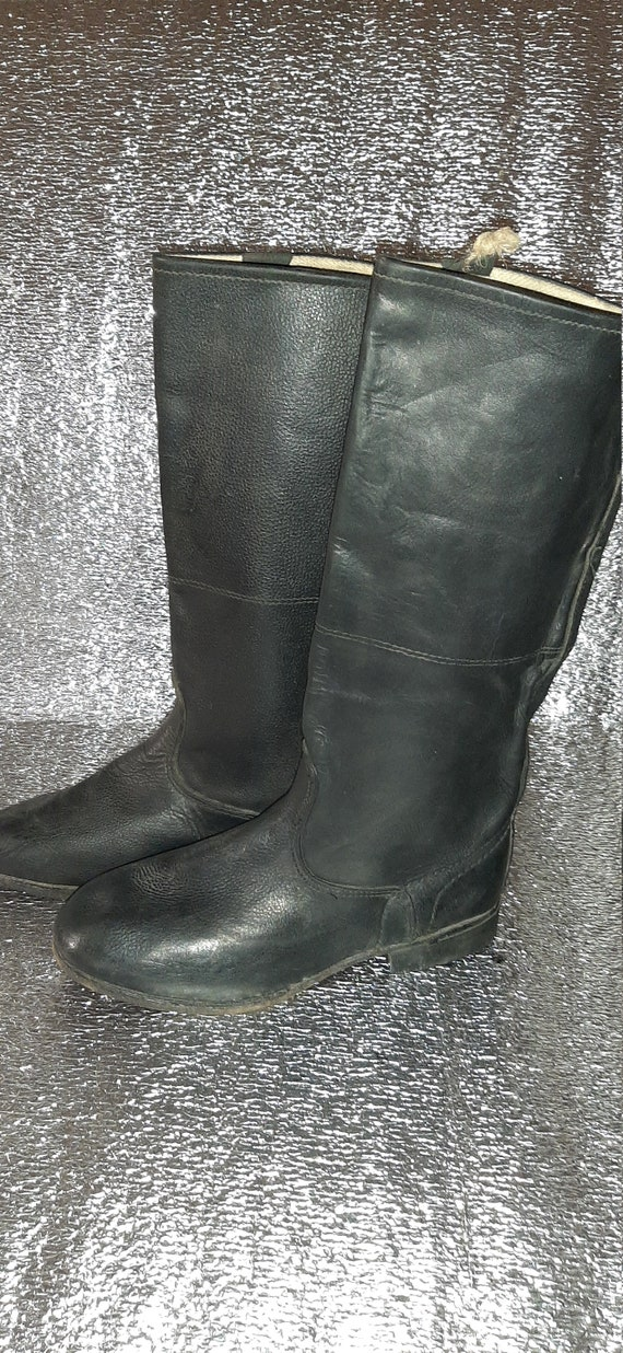Yufte Boots Soviet Army USSR Military