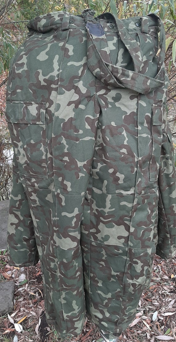 Military winter uniform  Russian troops - image 7