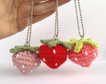 Amigurumi strawberry pattern PDF Crochet strawberry pattern in ... | 270x340