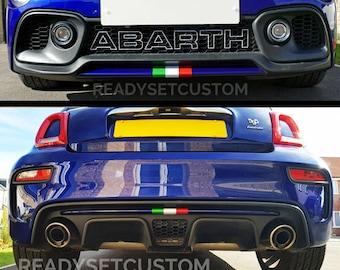 Set of 4x sticker vinyl car bumper decal outdoor car moto world flag afghanistan