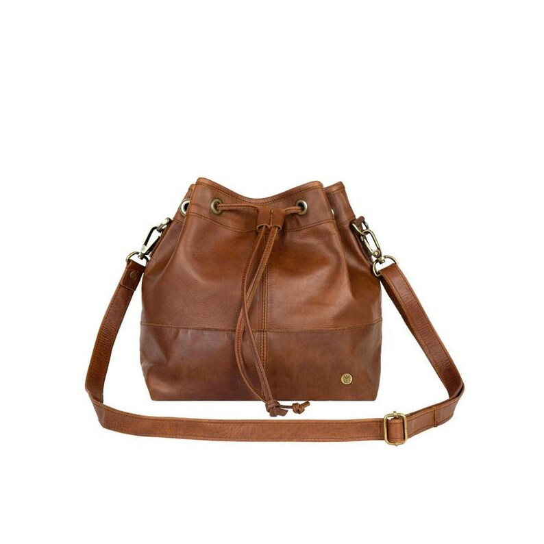 Classic Bucket Bag Brown