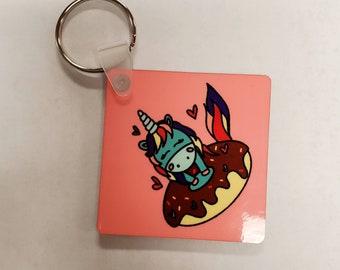 Sparkles keychain/ StickersandMorebyLB/ Layla Blossoms