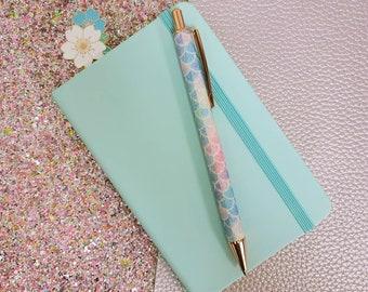 Floral Enamel Paper Clips 1pc/ StickersandMorebyLB/ Layla Blossoms
