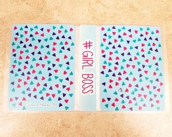 Girl Boss Sticker Album/ StickersandMorebyLB/ Layla Blossoms