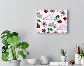 Faith Part 16 Canvas Gallery Wraps/ Stickersandmorebylb/ Layla Blossoms LLC
