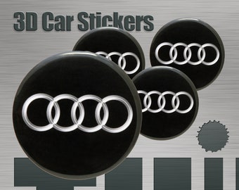 Audi decal | Etsy