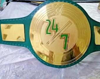 photo relating to Printable Wrestling Belt Template called Wrestling belt Etsy